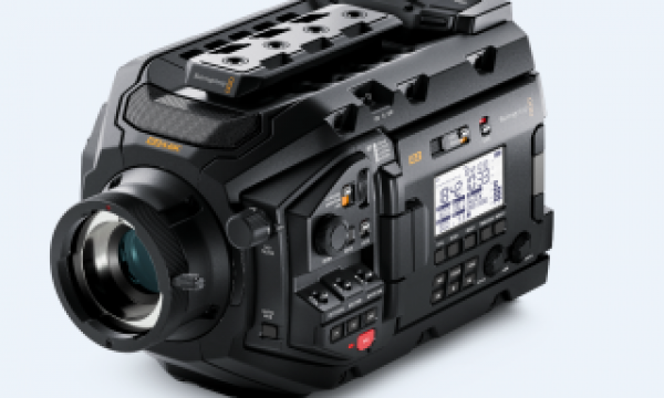 Blackmagic Design Updates USRA Mini Pro G2 With Firmware 6.4