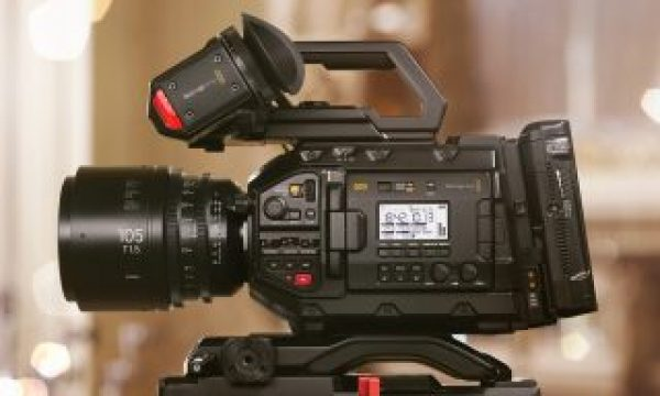 Blackmagic Design URSA Mini 4.6K G2 Firmware 6.3 Out