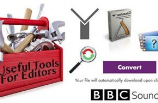 Useful Tools for Editors – Summer 2018 edition