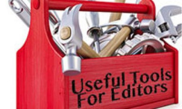 Useful Tools for Editors – Back to School Edition