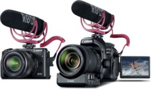 Canon has 5 Video Creator Kits now
