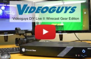 How to Set-Up a Live Production Studio with Wirecast Gear for Live Streaming