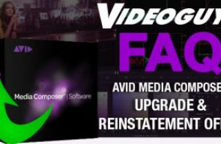 Videoguys FAQ:  Avid Media Composer Upgrade & Reinstatement Offer