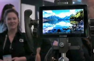 The SmallHD Cine 7 SK RX with Teradek wireless technology