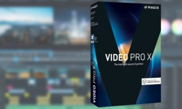 Video Pro X: color grading, audio tools and video effects