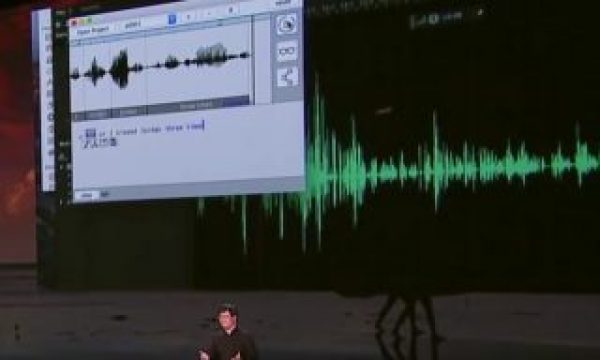 VoCo: Photoshop words into voiceovers