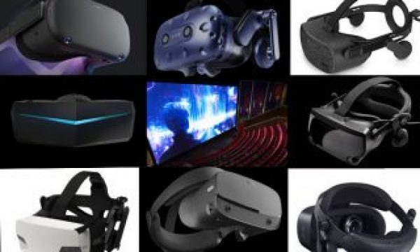 New VR headsets: an invitation to watch cinema on the big screen