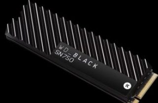 Western Digital: new WD Black SN750 NVMe SSD for data-intensive content
