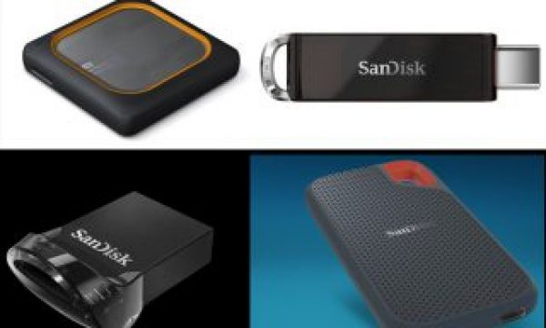SanDisk: a 1TB Flash Drive and other portable storage solutions revealed at CES 2018