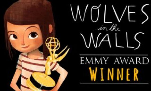 VR experience: Wolves in the Walls and Lucy, a Virtual Being, win Emmy Award