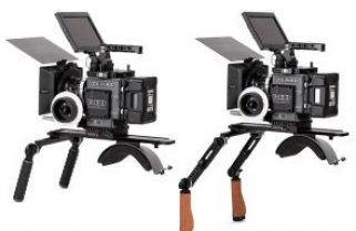 Wooden Camera's new Shoulder Rig V3