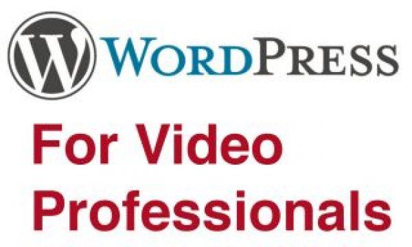 WordPress For Video Professionals