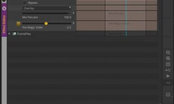 At last, easy Blend modes come to Avid Media Composer
