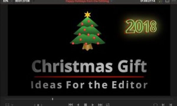 Christmas Gift Ideas for the Editor – 2018 Edition
