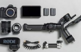 Nikon introduces at CES 2019 the new Nikon Z 6 Filmmaker's Kit