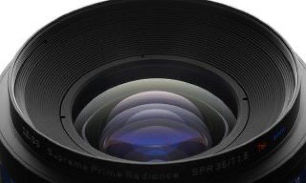 Zeiss Supreme Prime Radiance Lenses Announced