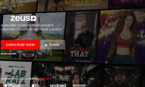 Vimeo powers ZEUS, the first ever subscription video on demand