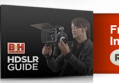 B&H Releases the HDSLR Guide