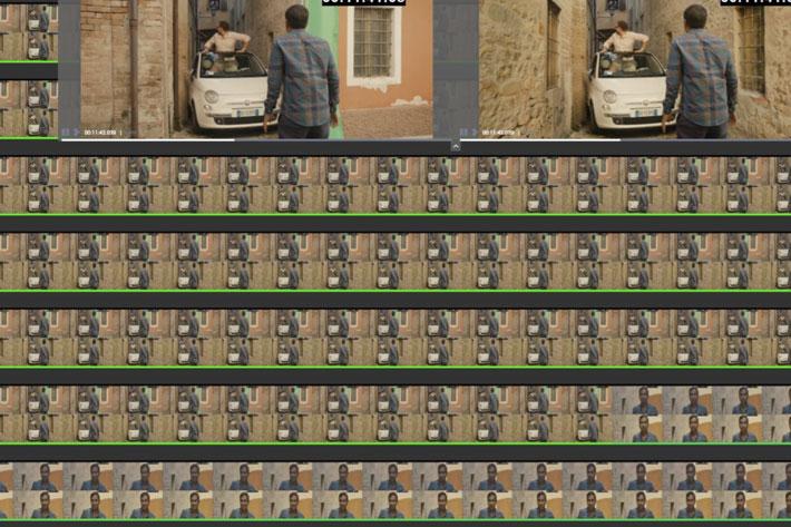 VideoGorillas' Bigfoot super resolution converts films from native 480p to 4K 9