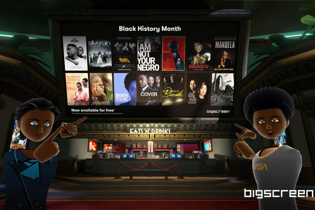 Bigscreen honors Black Cinema on Black History Month