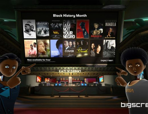 Bigscreen honors Black Cinema on Black History Month