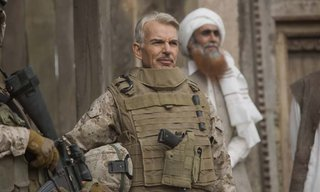 Billy Bob Thornton plays General Hollanek in Whiskey Tango Foxtrot from Paramount Pictures and Broadway Video/Little Stranger Productions in theatres March 4, 2016.