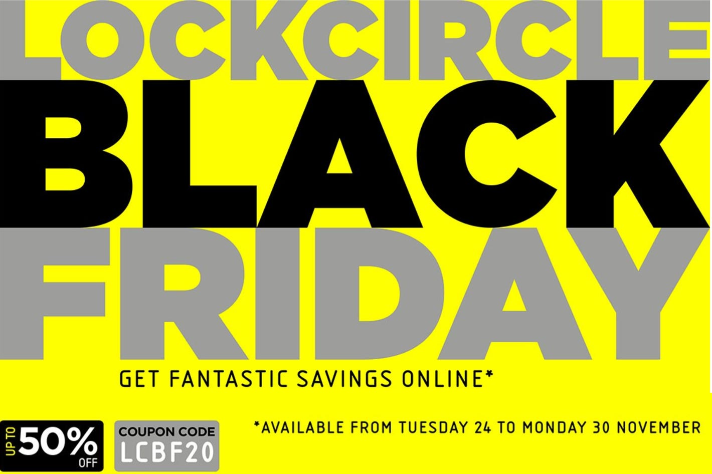PVC's Black Friday 2020 best deals: look at these bargains we found!