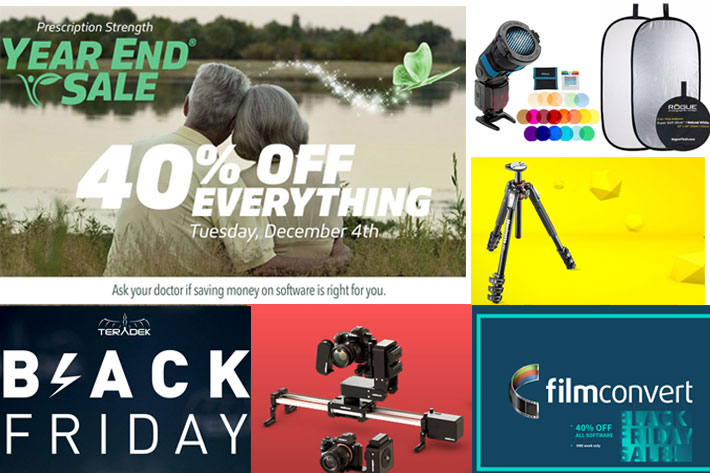 PVC's 2018 Black Friday deals: Day Two