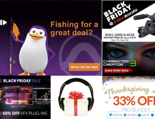 PVC's 2018 Black Friday deals: Day Three