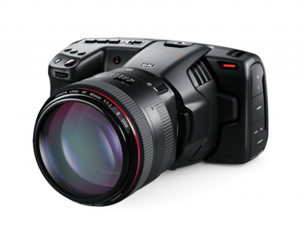 New Features Added To Blackmagic Pocket Cinema Camera 4k And 6k