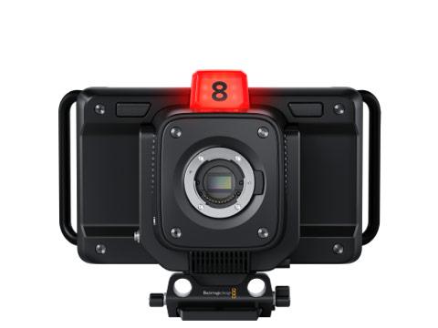 Blackmagic Design Announces New Blackmagic Studio Cameras 8