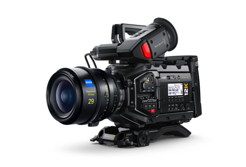 when will we have new firmware for blackmagic ursa