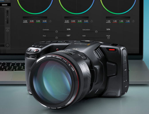 Blackmagic Design Pocket Cinema Camera 6K now costs $1,995
