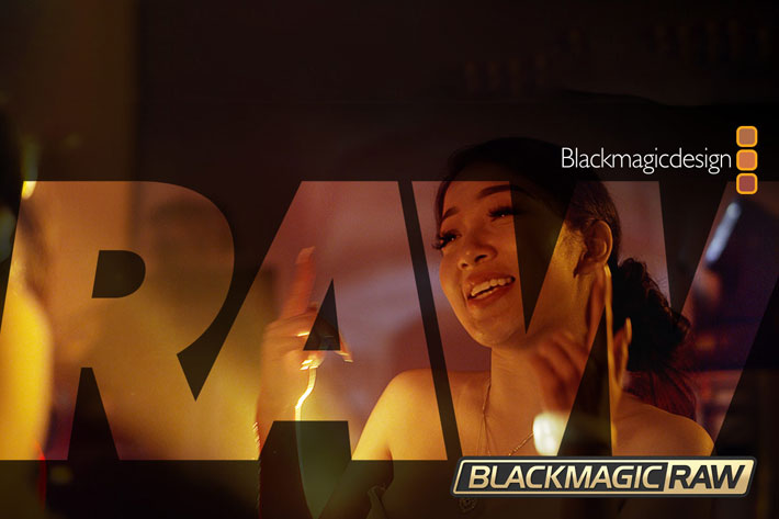Blackmagic says goodbye to CinemaDNG, adopts of Blackmagic RAW