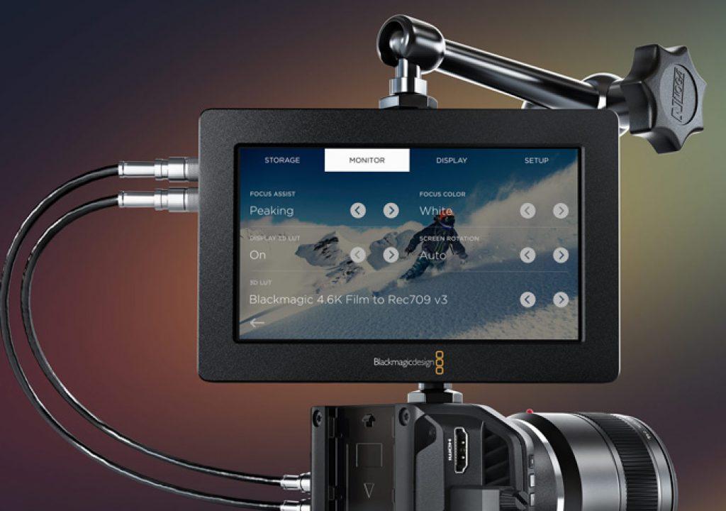 Blackmagic Design: Video Assist 2.3 Update