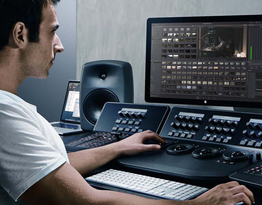 Free DaVinci Resolve training at NAB
