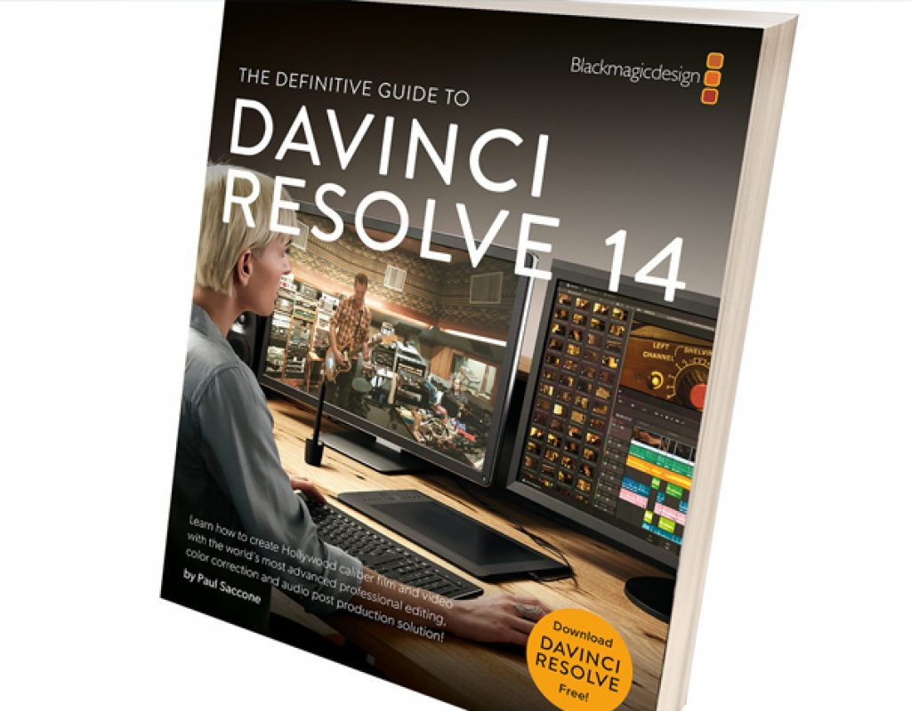 Training & Certification for DaVinci Resolve 14