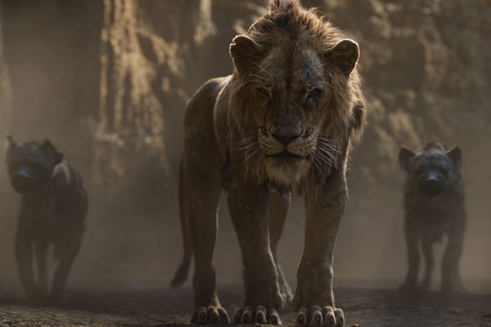 The Lion King: Blackmagic Design was the backbone for the virtual production 2