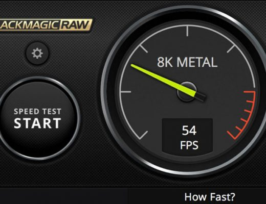 Blackmagic RAW Speed Test benchmark tool: how fast is your Mac?