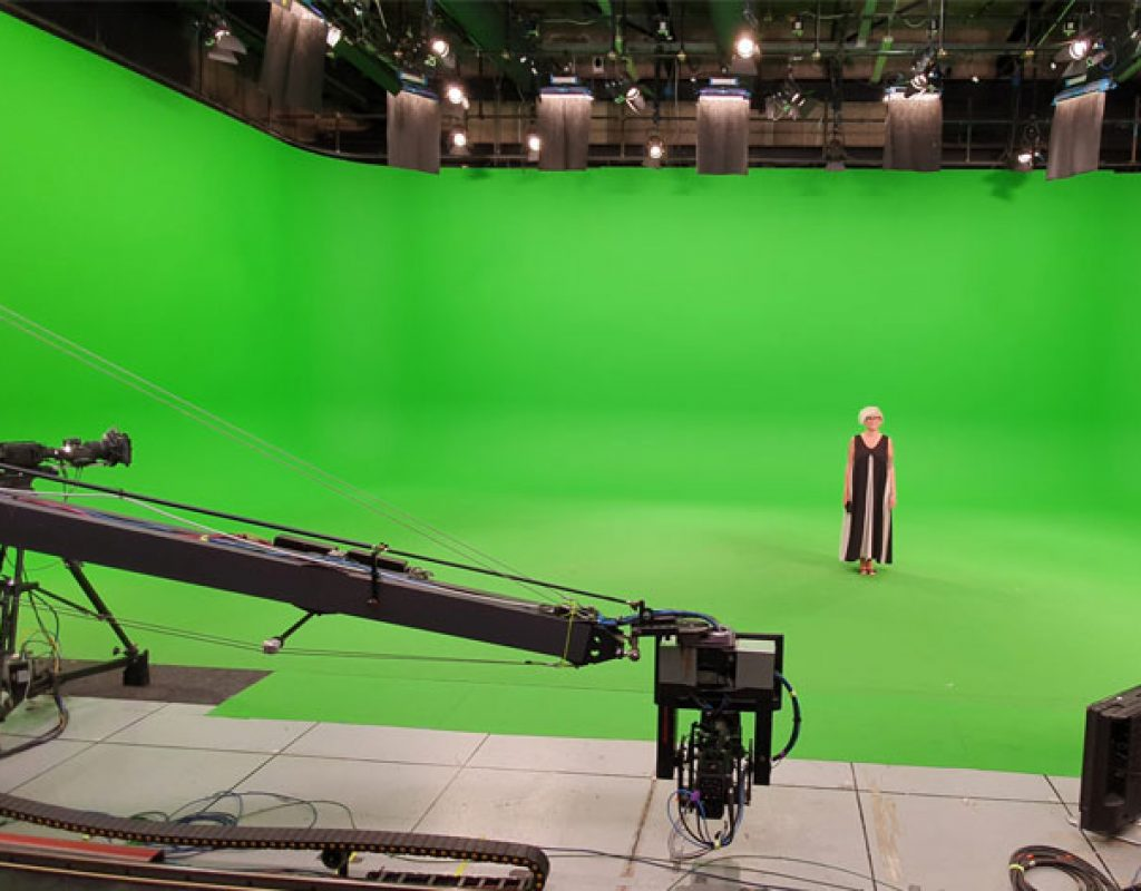 Building a VR studio around Ultimatte 12 and other Blackmagic Design solutions 3