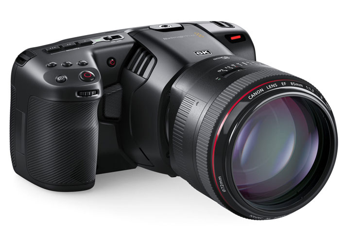 Will the Komodo (dragon) eat the Blackmagic Pocket CC 6K?