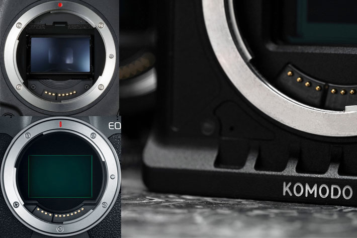 Will the 6K RED Komodo (dragon) kill the Blackmagic Pocket Cinema Camera 6K? 6