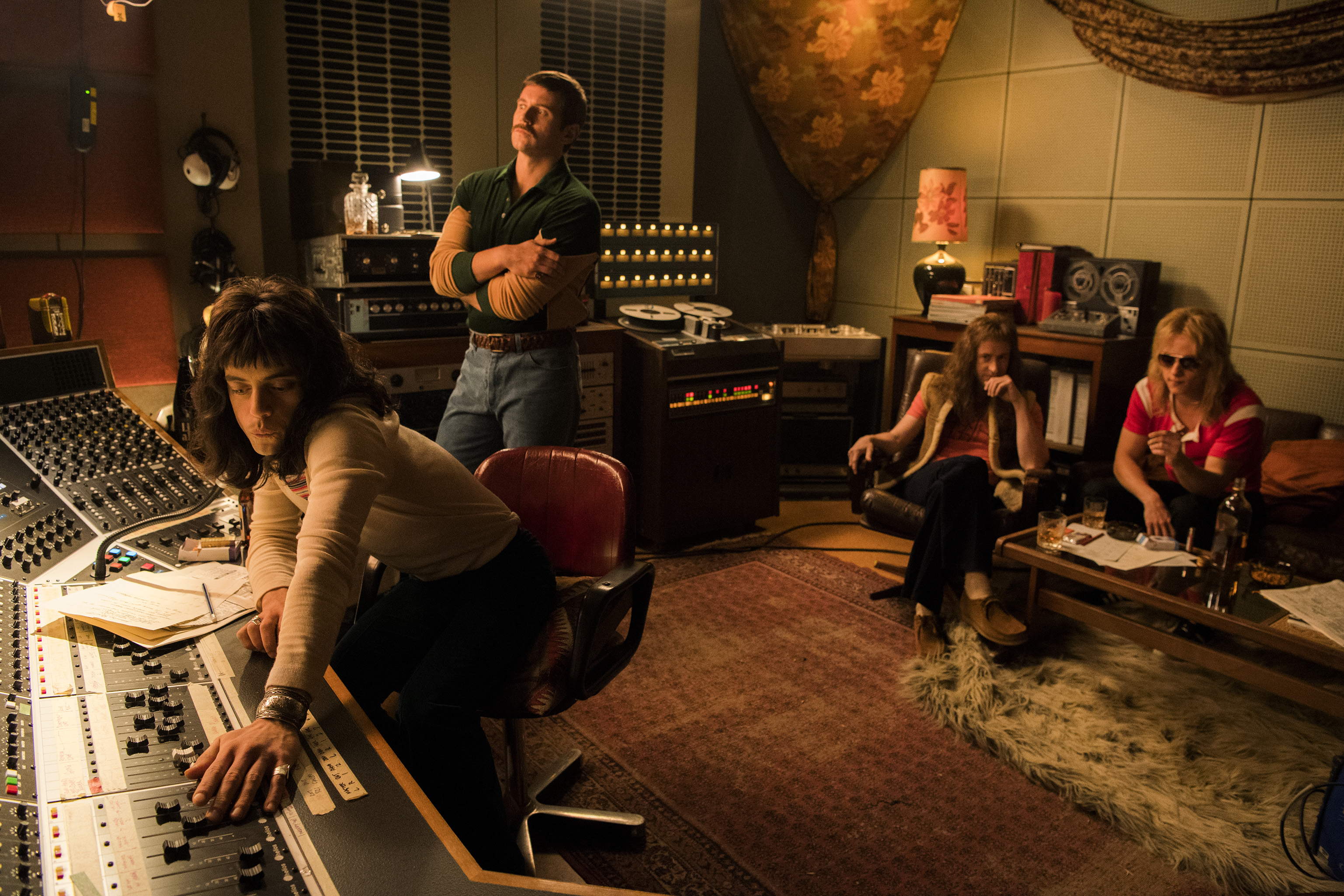 "ART OF THE CUT with ""Bohemian Rhapsody"" editor, John Ottman 3"