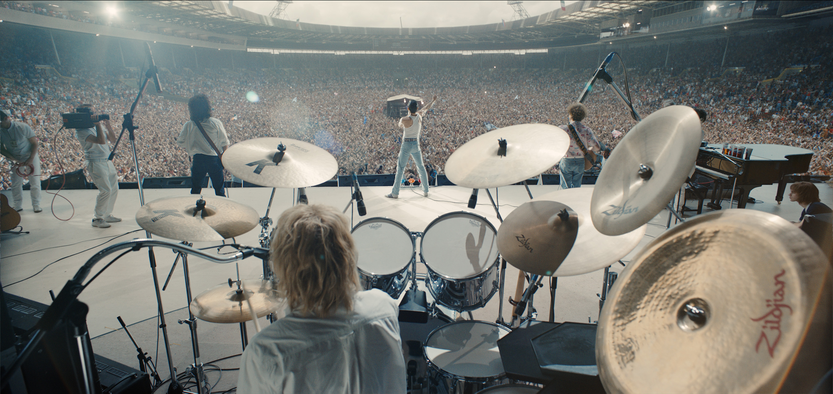 "ART OF THE CUT with ""Bohemian Rhapsody"" editor, John Ottman 8"