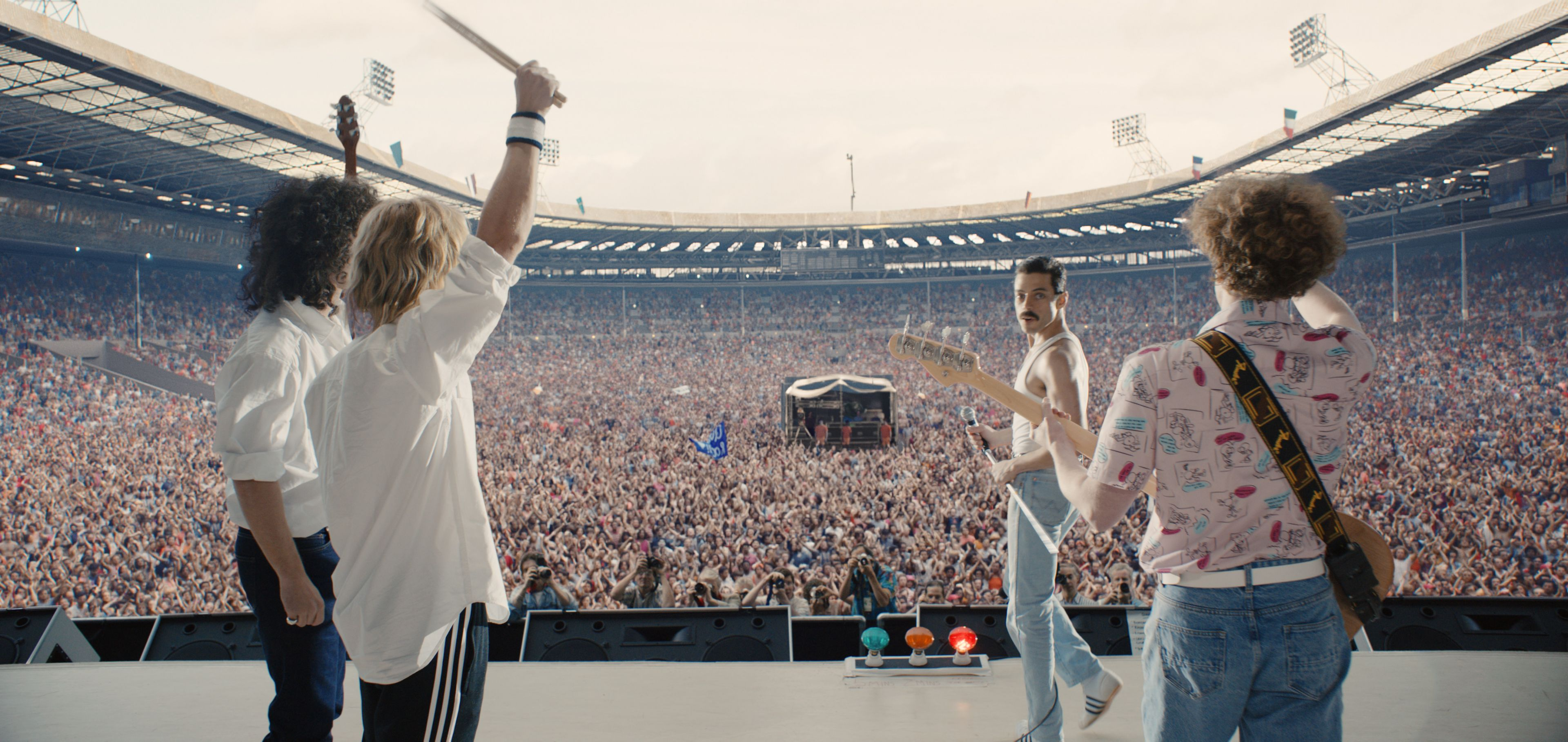 "ART OF THE CUT with ""Bohemian Rhapsody"" editor, John Ottman 11"
