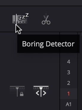Resolve 16 Boring Detector - What's in a name? 2