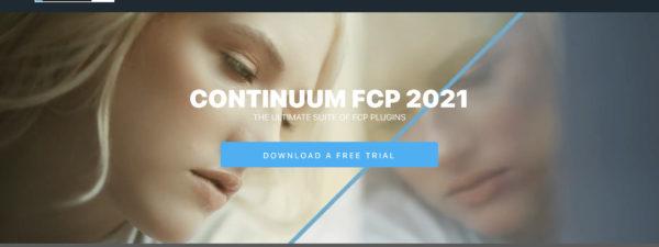 BorisFX Continuum 2021.5 for FCP 2