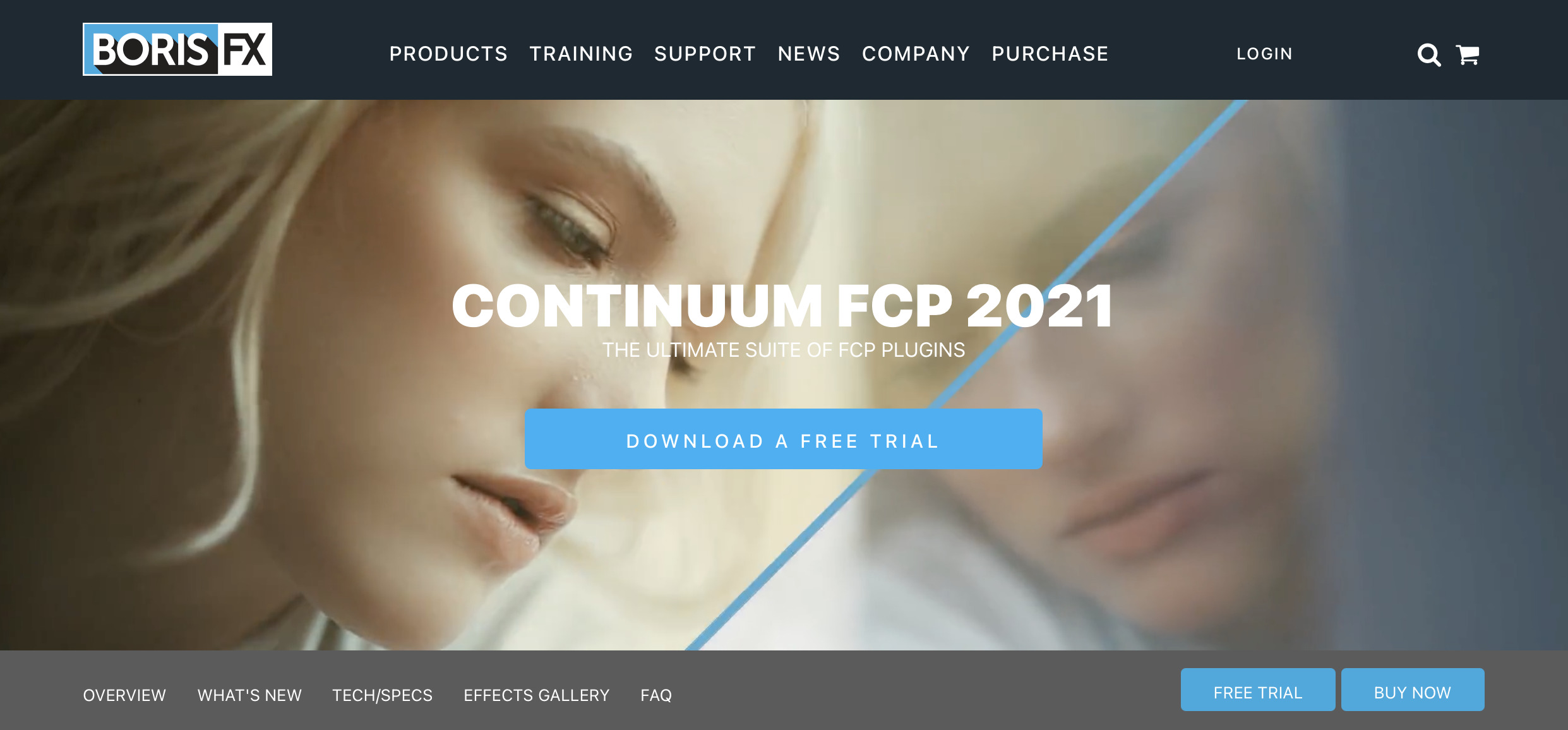 BorisFX Continuum 2021.5 for FCP 10
