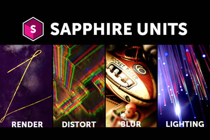 Boris FX offers Sapphire at a lower price