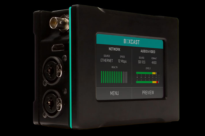 BoxCaster Pro: live-streaming without compromise
